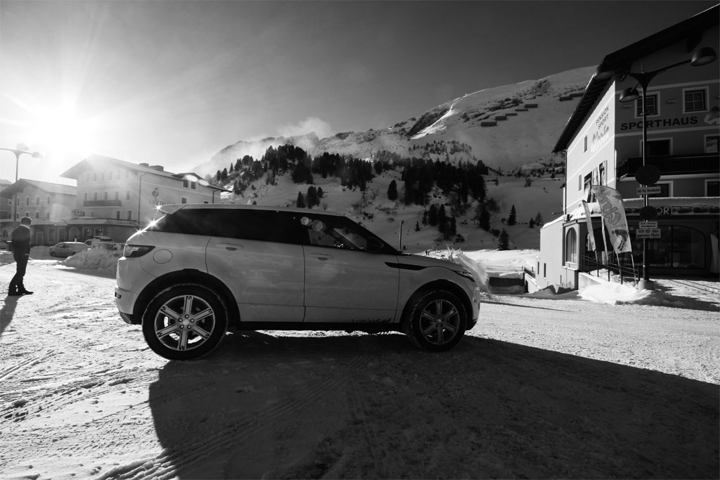 Land Rover Austria Experience 2014 _ NEW Range Rover Evoque MY2014 _ 9-Gang Automtik _ Obertauern(1)
